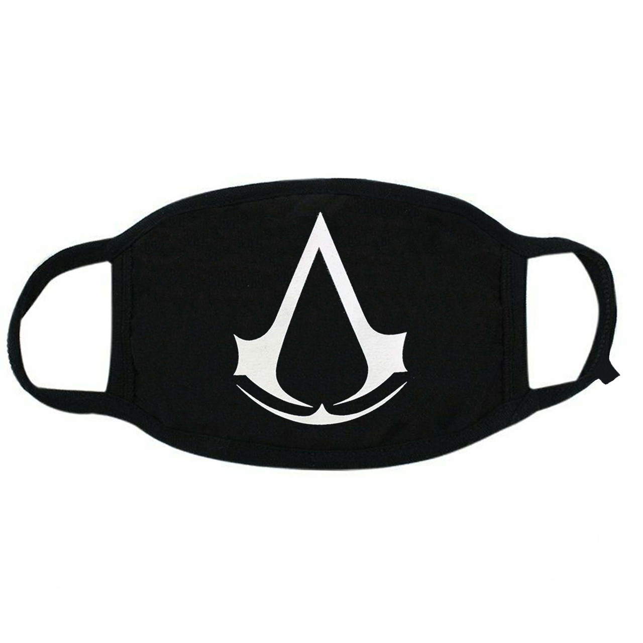 Anime Assassin S Creed Logo Face Mouth Nose Cover Dust Mask