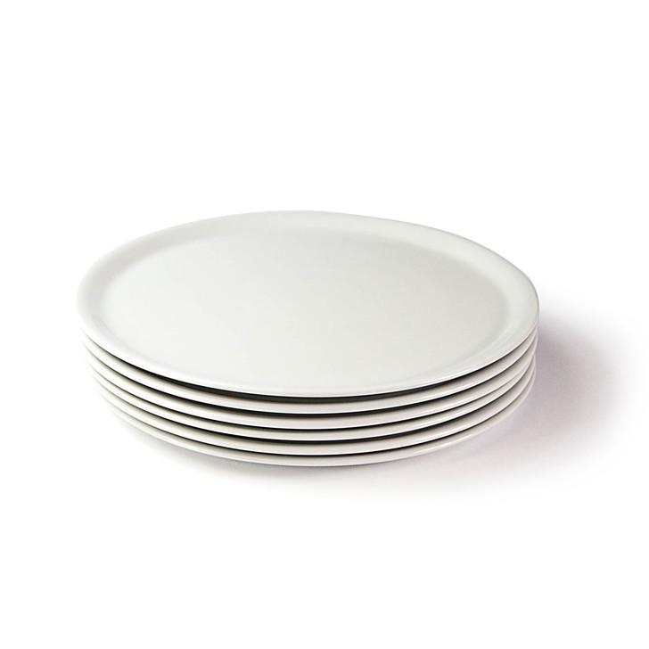 Neapolitan pizza plates, traditional pizza