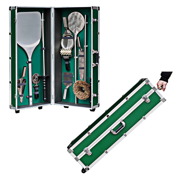 Professional Tool Kit Case Package for Zio Pepe