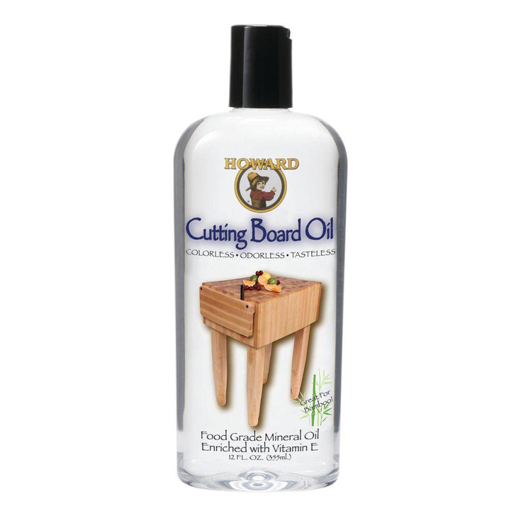 Cutting board oil for seasoning wood peels and wood boards