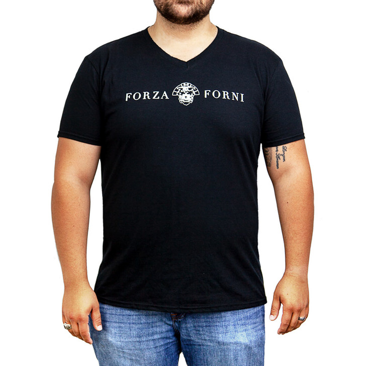 Black Color Official Forza Forni Shirt