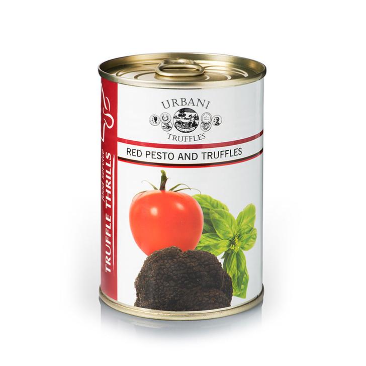 Red Pesto and Truffles Sauce from Urbani