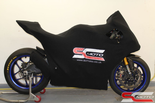 Yamaha YZF R1 Motorcycle Track Bike Cover Black