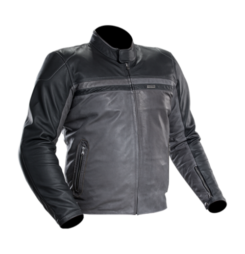 PSI LEATHER MOTORCYCLE JACKET DREAM - Mens