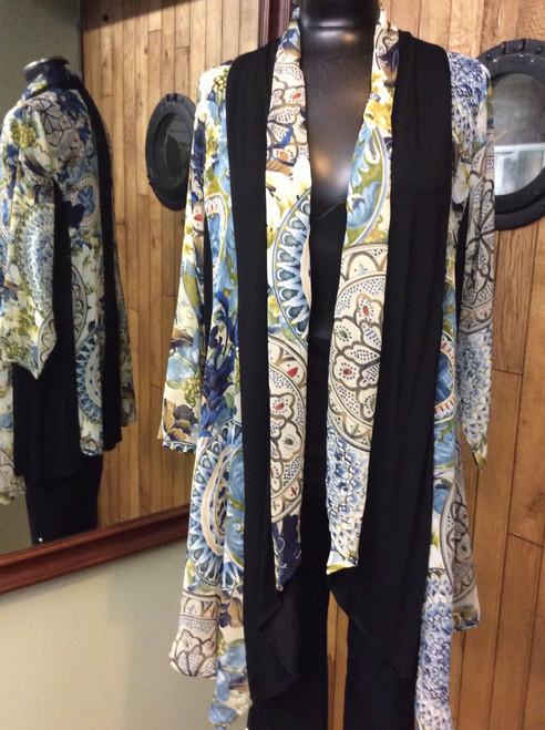 Aris A Panel jacket at Bijou's Boutique