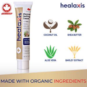 Organic Aftercare Healaxis® Cream ---60ml