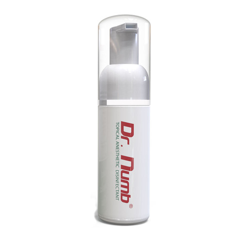 Dr. Numb® Foam Soap 4%---1.7oz