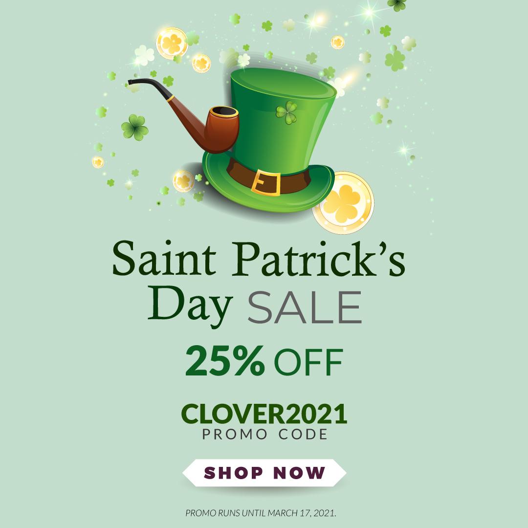Dr. Numb®  25% OFF St. Patrick's Day Sale