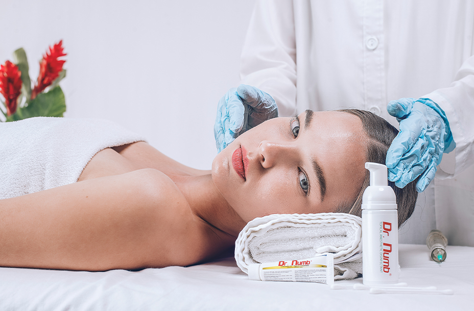 How Numbing Cream Ensures Painless Cosmetic Procedures?