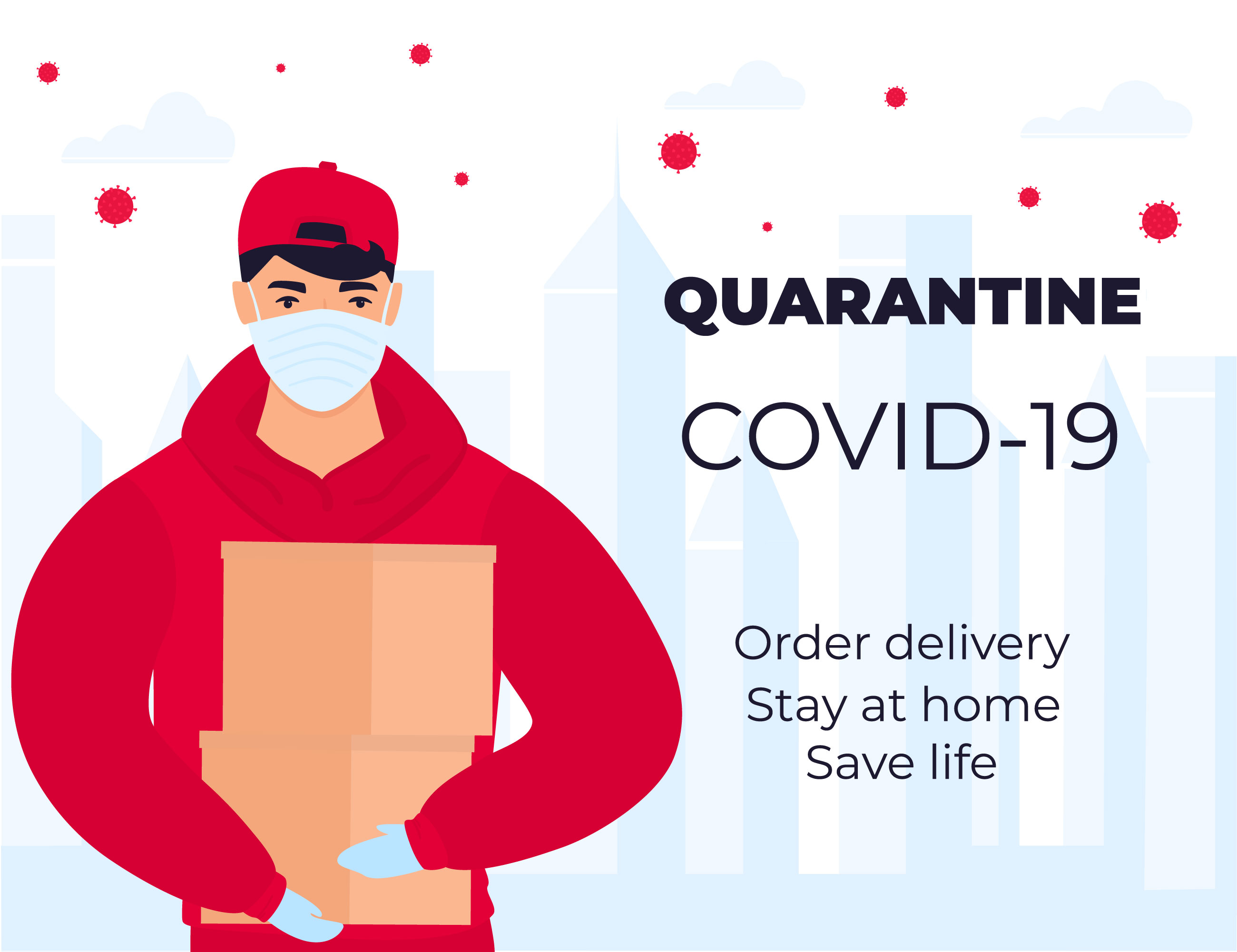 Shipping Service impacts related to Covid-19