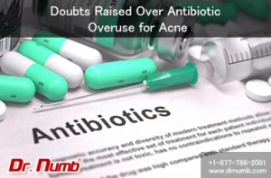 Doubts Raised Over Antibiotic Overuse for Acne