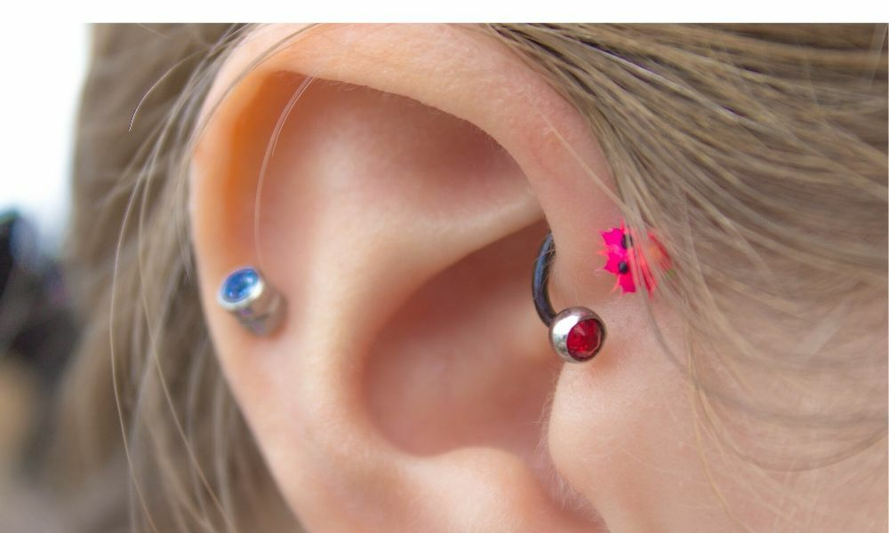 Ear Piercing: Types, Pain and Aftercare