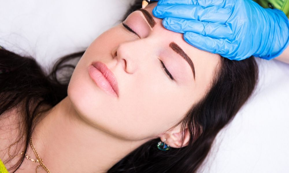 Permanent Eyebrow Makeup The Possible Two Ways!