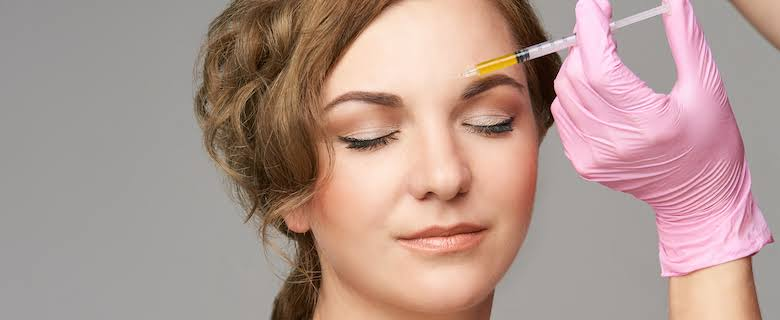 Use numbing cream for Botox injections and cosmetic procedures