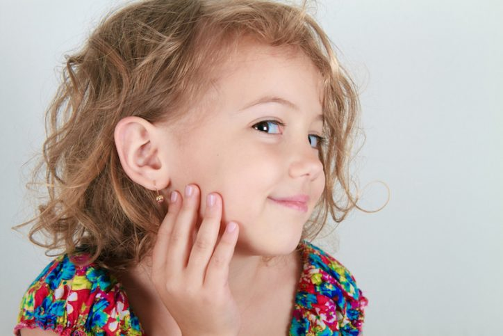 Want to Get Your Kid's Ear Pierced? Do These Things First
