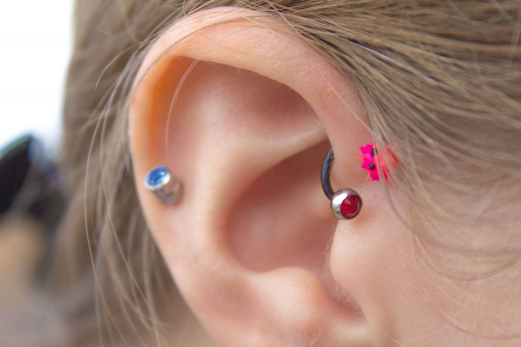 How To Heal Helix Piercing; Handle It With Care