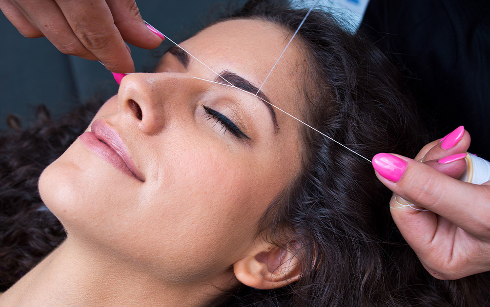 Numbing Cream and Threading: A Pain Free Way for Beautiful Eyebrows!