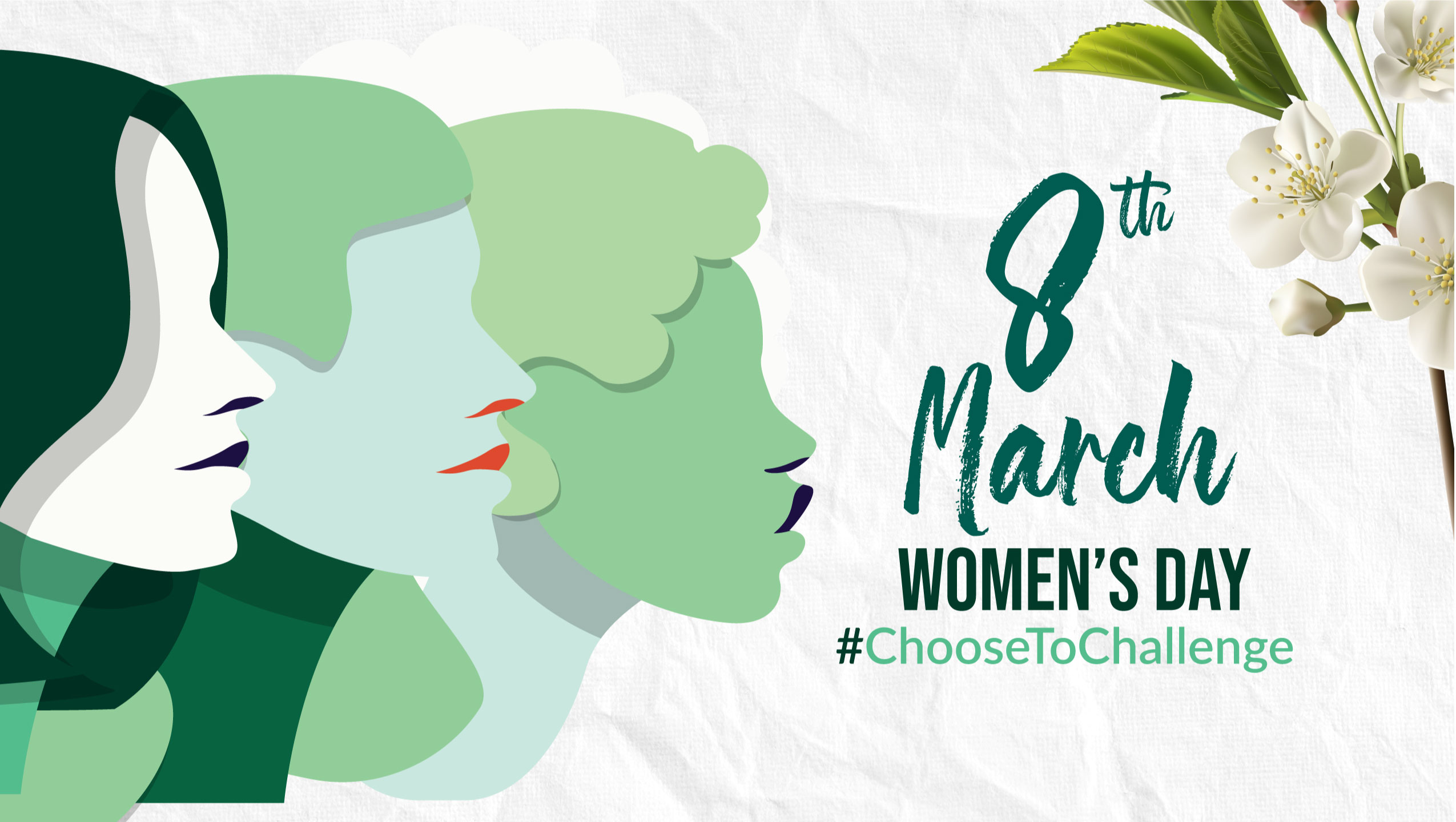 """International Women's Day 2021 - #ChooseToChallenge"""