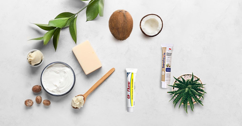 Dr. Numb 4% Lidocaine Cream 30g & Healaxis Aftercare Healing Cream 60 ml