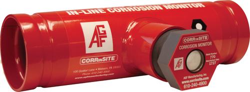 AGF inline corrosion monitor model 7700