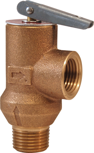 AGF Model 7000 pressure relief valve.