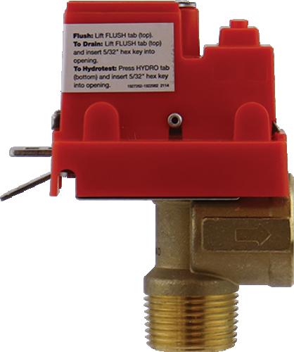 Lockable Pressure Relief Valve 7200L