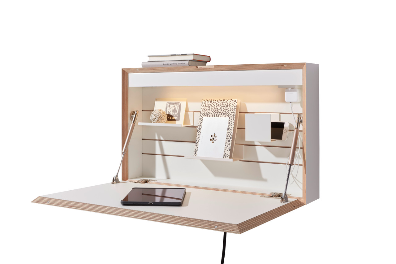 Space Saver Wall Desk