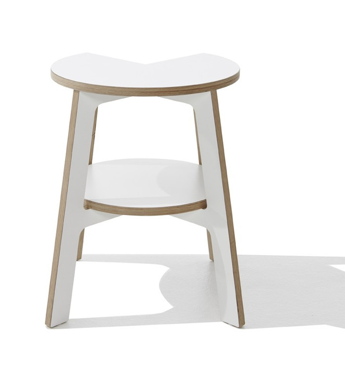Walker - Stool/Step Ladder White