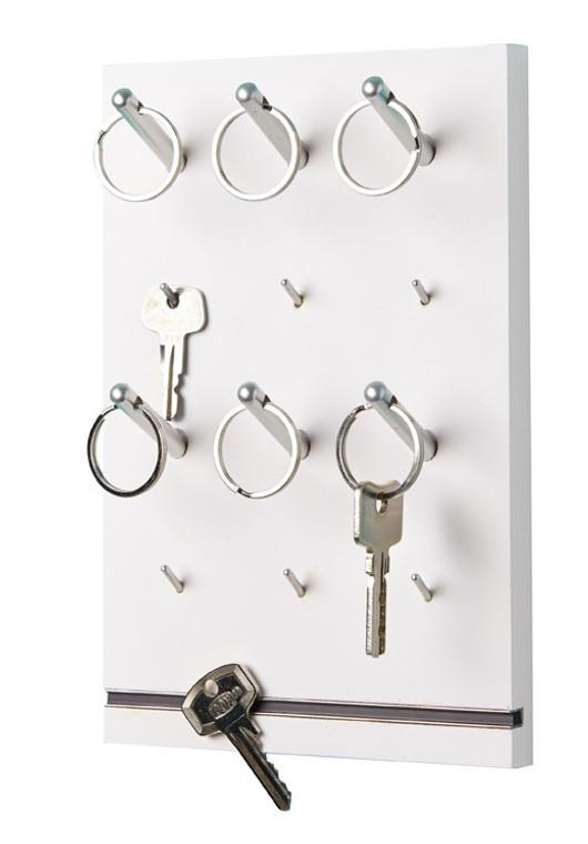 White PIN Key Board