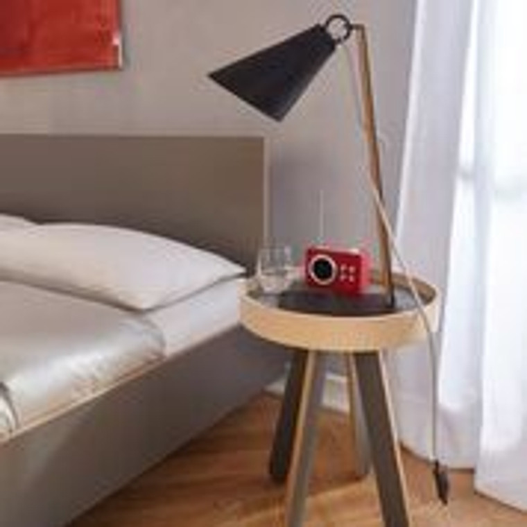 Valet High Side Table
