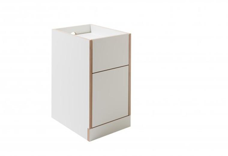 Flai Container - White