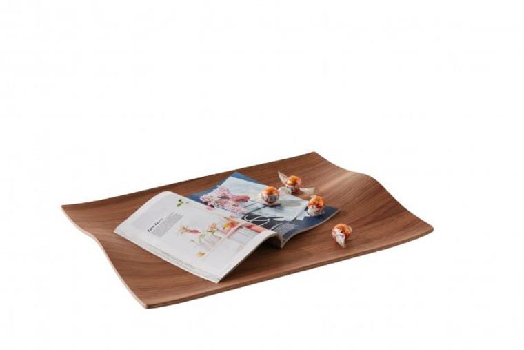 Oak Wave Tray
