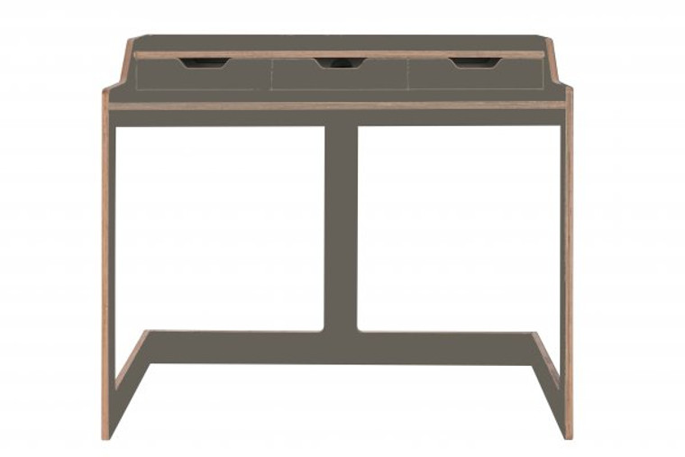 Plane Desk Anthracite