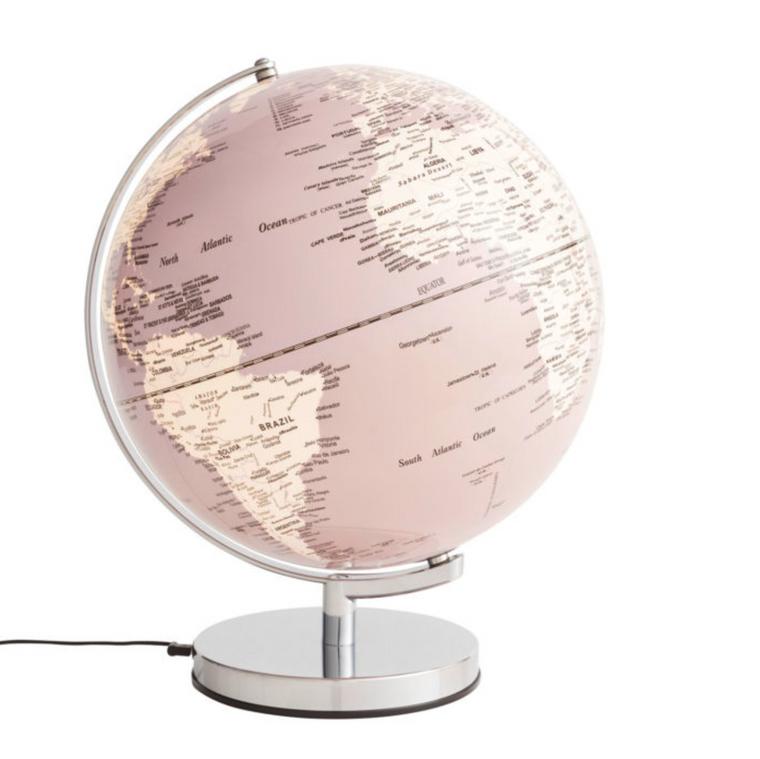 Apricot Stellar Light Globe