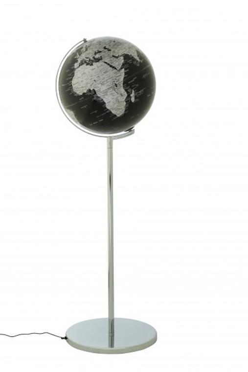Black Sojus Standing Globe