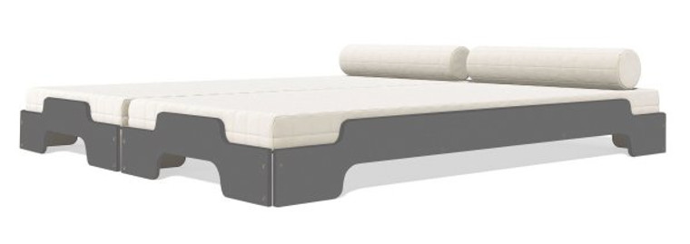 Stacking Bed Comfort Colored