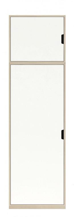 Modular Stackable German made modern wardrobe cabinet