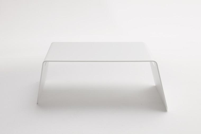 BnB white aluminum powder coated tray