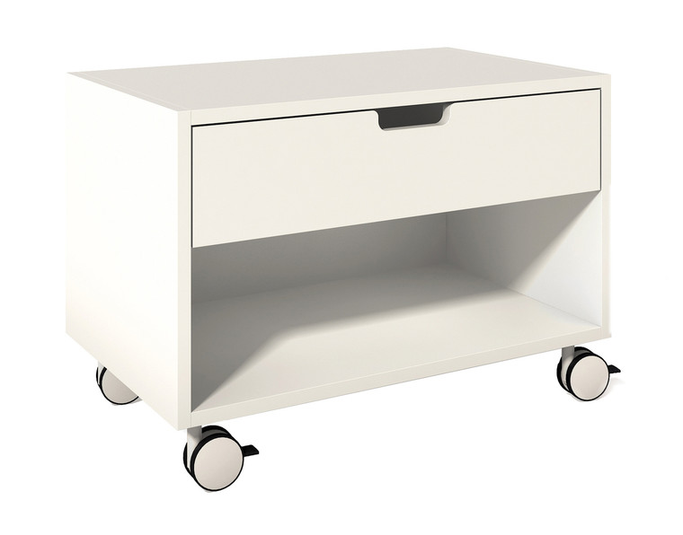 MODULAR Bedside Cabinet in White