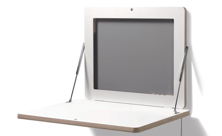 FlatFrame Wall Desk