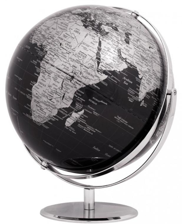 Black Juri Desk Globe
