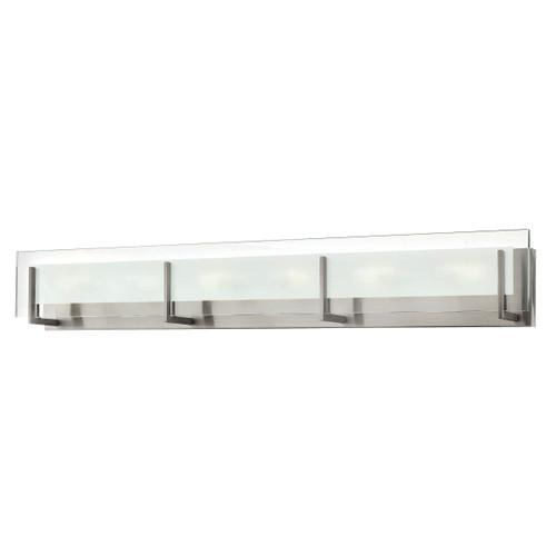 Hinkley Lighting 5656BN-LED2 6 Light LED Vanity Light From the Latitude Collection