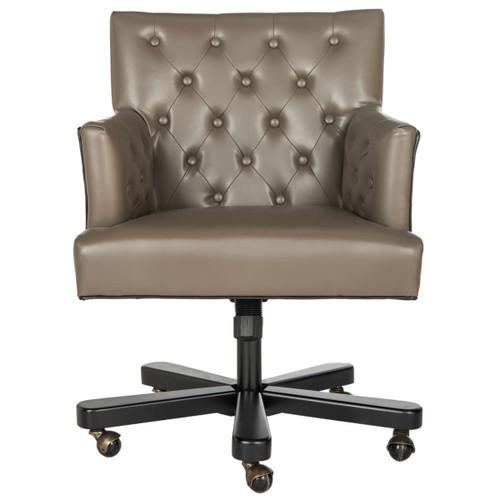 Safavieh MCR4209A Chambers 35 Inch Tall Office Chair