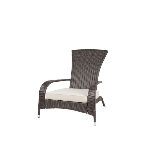 """Fire Sense 61469 33-1/2"""" Tall Outdoor Wicker Chair from the Coconio Collection"""