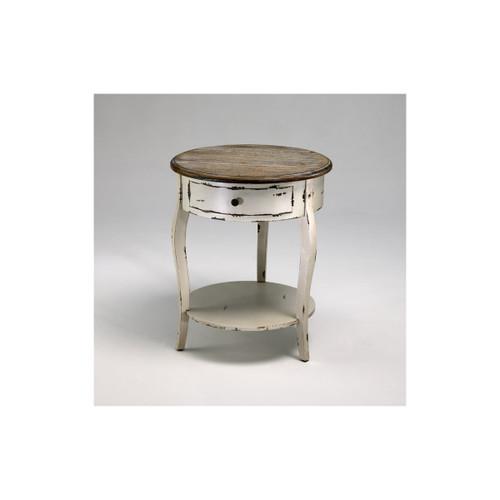 """Cyan Design 02469 24.5"""" Abelard Side Table"""