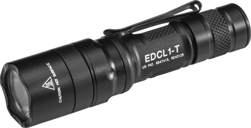 SureFire EDCL1-T Dual-Output Everyday Carry 500 Lumen LED Flashlight (EDCL1-T)