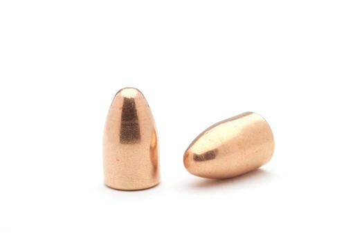 Precision Delta 9MM 124gr FMJ Bullet Projectiles