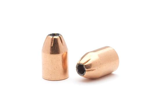 Precision Delta .40 S&W 180gr JHP Bullet Projectiles