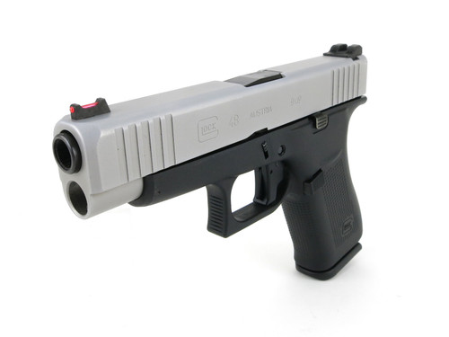 Frank Proctor Y-Notch Glock 42, 43, 48 Fiber Optic Sight Set