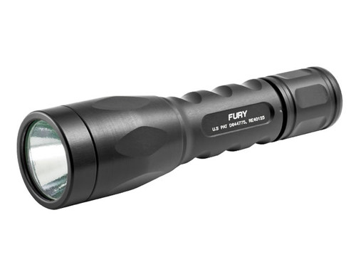 Surefire P2X Fury Tactical Single-Output LED Flashlight (P2X-A-BK)